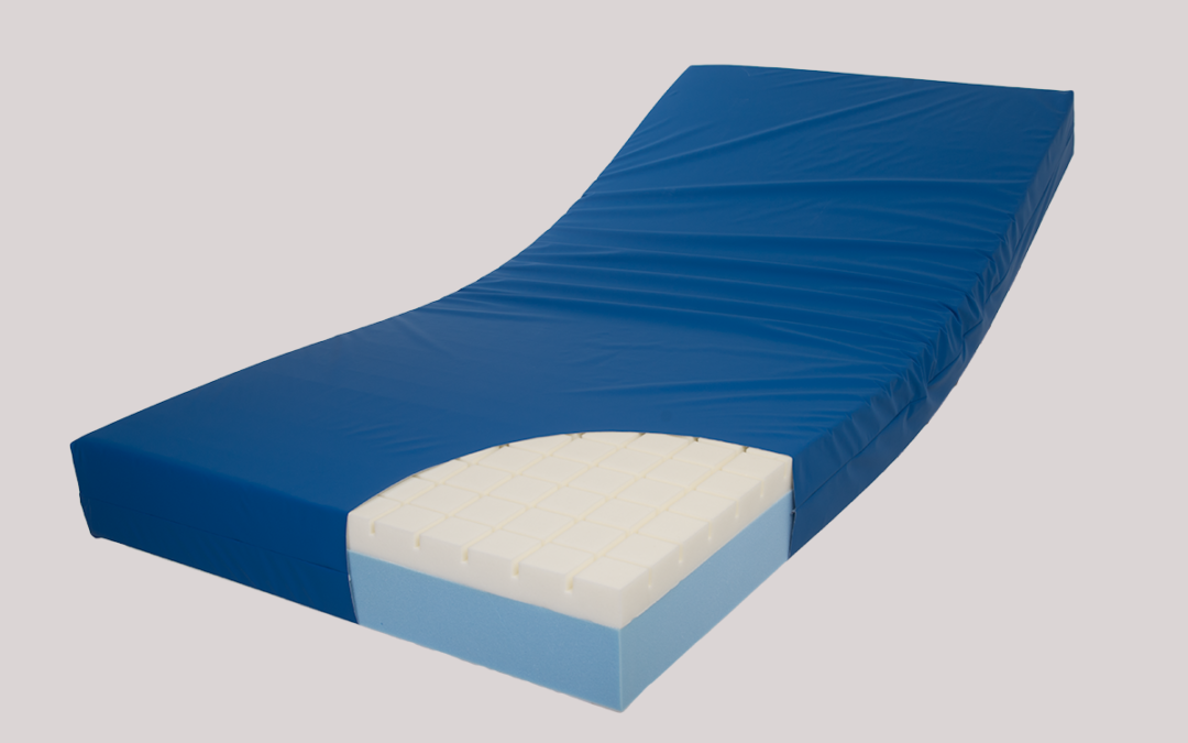 Very High-Risk Memory Foam Pressure Mattress